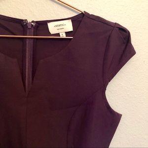 ModCloth Purple Dress